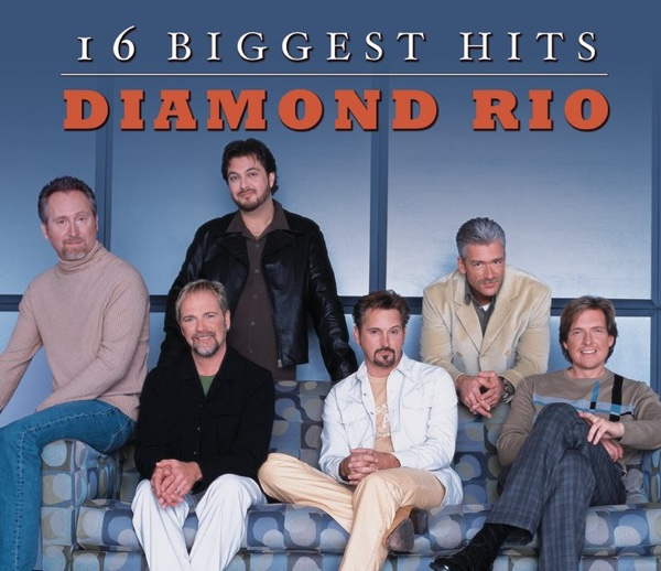 diamond rio meet in the middle cover