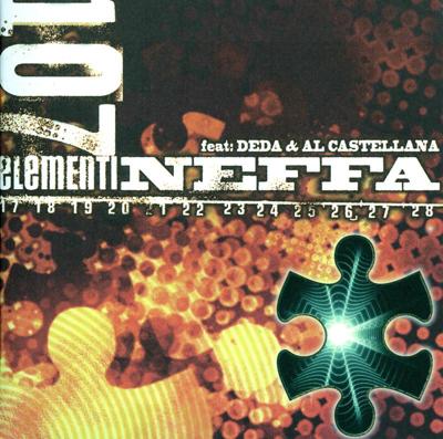 Neffa 107 Elementi Album Cover