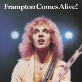 Frampton Comes Alive! (Live) - Peter Frampton Cover Art