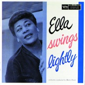 Ella Swings Lightly cover art