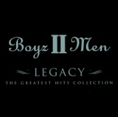 Boyz II Men - End of the Road artwork