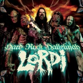 Lordi - Hard Rock Hallelujah (Eurovicious Radio Edit) Grafik