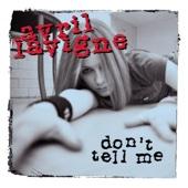 Don't Tell Me - Single cover art