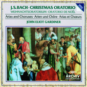J. S. Bach: Christmas Oratorio (Arias and Choruses)