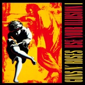 Use Your Illusion I - Guns N' Roses Cover Art