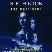 The Outsiders (Unabridged) - S.E. Hinton Cover Art