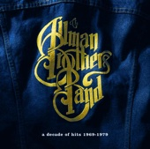 The Allman Brothers Band - A Decade of Hits 1969-1979  artwork