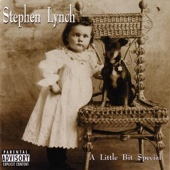 Cover to Stephen Lynch's A Little Bit Special
