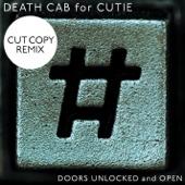 Doors Unlocked and Open (Cut Copy Remix) - Single cover art