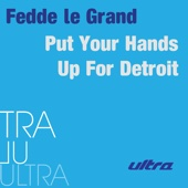 Put Your Hands Up for Detroit cover art