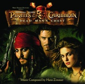 Pirates of the Caribbean: Dead Man's Chest (Soundtrack from the Motion Picture) cover art