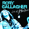 Rory Gallagher - Live at Montreux  artwork