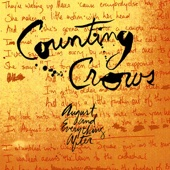 Counting Crows - Mr. Jones artwork