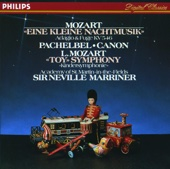 Academy of St. Martin in the Fields & Sir Neville Marriner - Mozart: Eine kleine Nachtmusik & Pachelbel: Canon  artwork