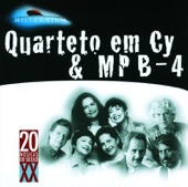 20 Grandes Sucessos: Quarteto Em Cy & MPB-4