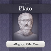 Allegory of the Cave (Unabridged) - Plato Cover Art