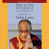 His Holiness the Dalai Lama and Jeffrey Hopkins, Ph.D. - How to See Yourself as You Really Are (Unabridged) artwork