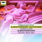 Mozart: Clarinet & Bassoon Concerto - Weber: Clarinet Concerto