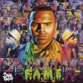 Chris Brown - She Ain't You artwork