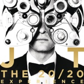 Justin Timberlake - The 20/20 Experience  artwork