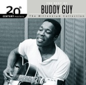 20th Century Masters - The Millennium Collection: The Best of Buddy Guy - Buddy Guy Cover Art