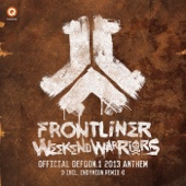 Weekend Warriors (Official Defqon.1 2013 Anthem) - Single cover art