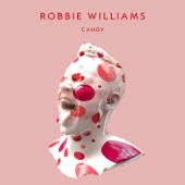 Robbie Williams - Candy kunstwerk