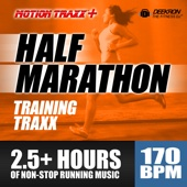 Half Marathon Music Mix: Non-stop Running Music Designed for Half-Marathon Training, set at a Steady 170 BPM