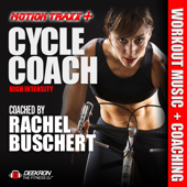 Cycle Coach - Indoor Cycling Workout Music Mix (High Intensity Interval Ride Coached By Rachel Buschert Vaziralli)