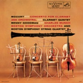 Quintet in A for Clarinet and Strings, K. 581: I. Allegro