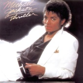 Thriller - Michael Jackson Cover Art