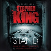 The Stand (Unabridged) - Stephen King Cover Art