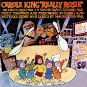 Really Rosie - Carole King Cover Art