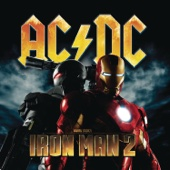 Iron Man 2 cover art