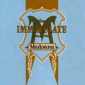 The Immaculate Collection - Madonna Cover Art