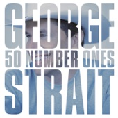 50 Number Ones - George Strait Cover Art