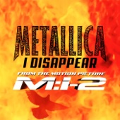 I Disappear - Metallica Cover Art