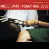 Miles Davis - Porgy and Bess  artwork
