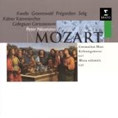 Mozart: Coronation Mass, Missa Solemnis - Peter Neumann