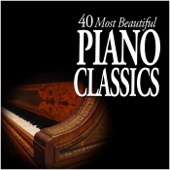 Various Artists - 40 Most Beautiful Piano Classics  artwork