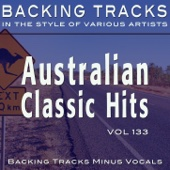 Australian Classic Hits Vol 133 (Backing Tracks)