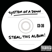 Steal This Album! - System Of A Down Cover Art