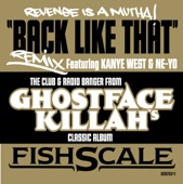 Back Like That (Remix) - Single cover art