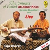 The Emperor of Sarod, Vol. II (Live)