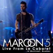 Live from Le Cabaret cover art
