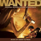 Wanted (Original Motion Picture Soundtrack) cover art