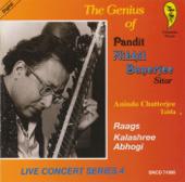 The Genius of Pandit Nikhil Banerjee: Live Concert Series 4