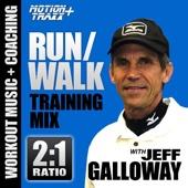 Run Walk - 2:1 Ratio (Running Interval Workout Music Mix W/Coach Jeff Galloway)(5k, 10k, Half & Full Marathon Training) - Deekron 'The Fitness DJ'