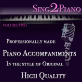 Piano Accompaniments, Vol. 2
