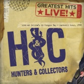 Hunters & Collectors - Greatest Hits Live